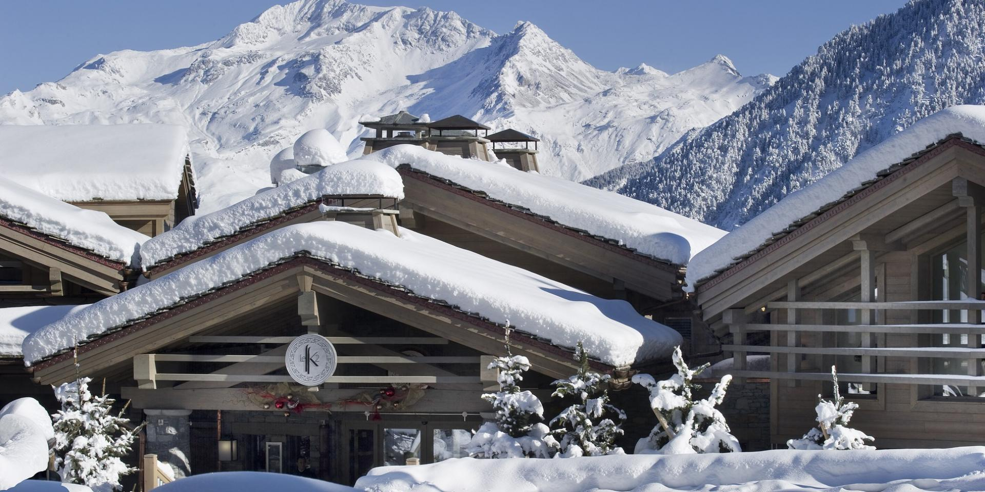HOTELS FRENCH ALPS