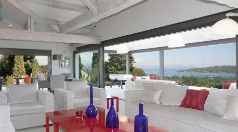 Luxury villas St. Tropez