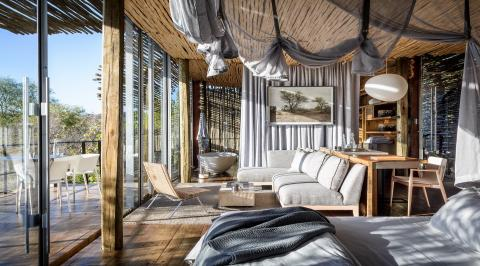 Singita Lebombo & Sweni SOUTH AFRICA