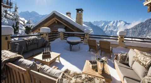 Ski Chalets Swiss Alps