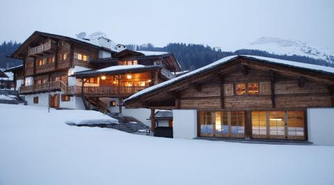 Ski in / Ski out chalets Swiss Alps