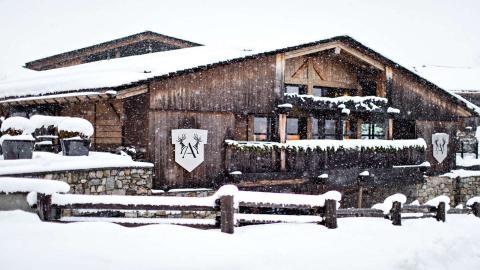 Alpaga Hotel & Chalets Megève