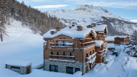 Apartment Chartreuse Val d'Isère