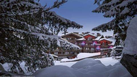 Apartment Ruby Courchevel 1850