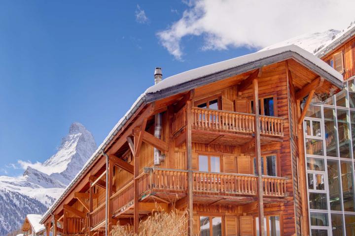 Chalet Orgon Zermatt