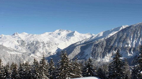 Apartment Pearl Courchevel 1850