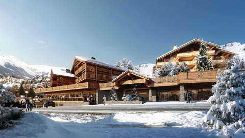 Apartment Rosalp 4 Verbier