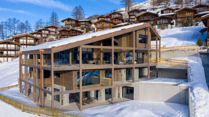 Apartment B Five 2, Zermatt