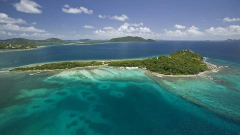 Buck Island  Virgin Islands