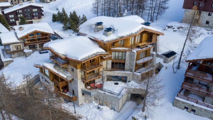 Chalet Cala 201, Val d'Isere