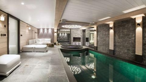 Chalet Colombe Courchevel 1850