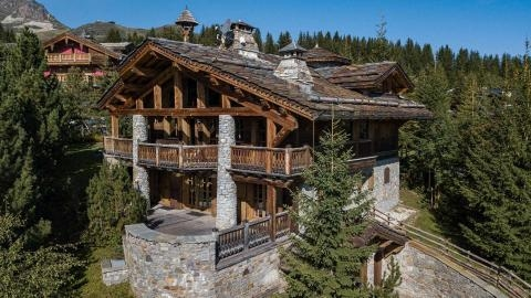Chalet Everest Courchevel 1850