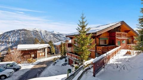 Chalet Jade Courchevel 1850