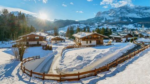 Chalet Perla Cortina d'Ampezzo