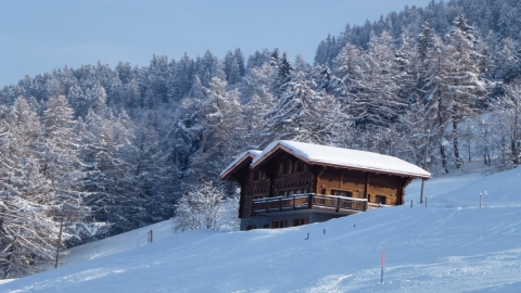 Chalet Altitude 1600 Haute Nendaz