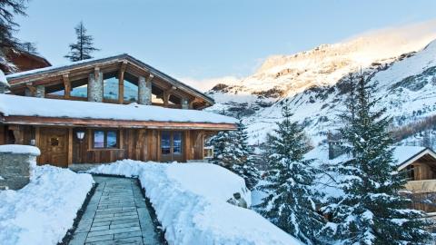 Chalet Amourette Val d'Isère