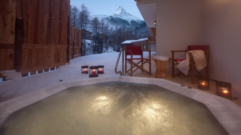Chalet Binna Zermatt