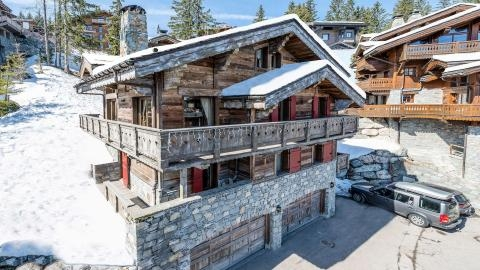 Chalet Chinchilla  Courchevel 1850