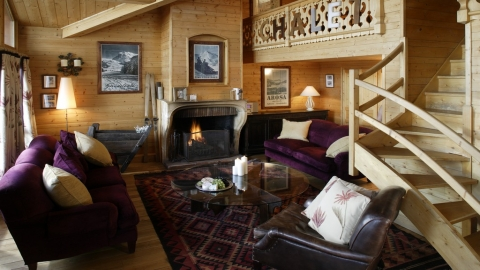 Chalet Cristal de Roche Courchevel 1850