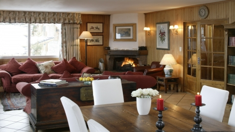 Chalet Darkoum B Courchevel 1850