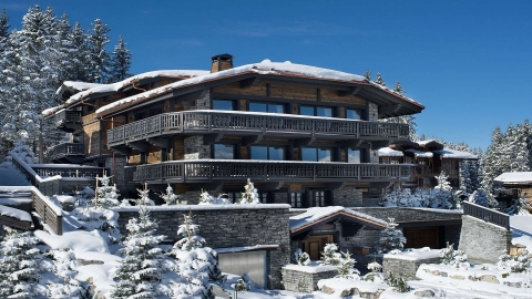 Chalet Edelweiss Courchevel 1850