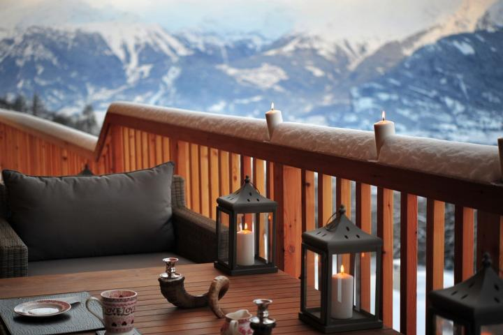 Luxury chalet Endymion