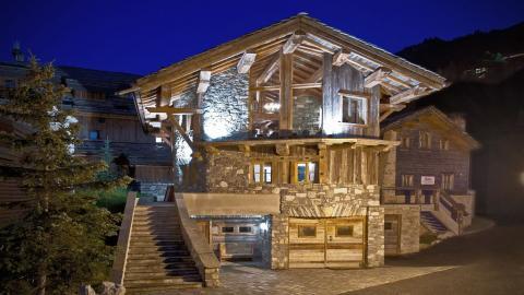 Chalet Le Lievre Blanc Val d'Isère