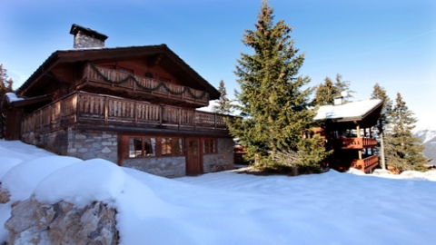 Chalet Maisonnee B Courchevel 1850