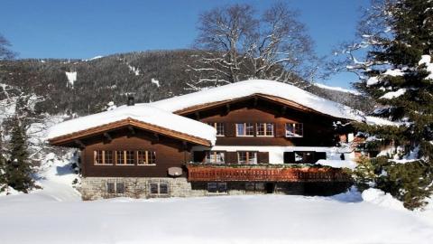 Chalet Maldeghem  Klosters