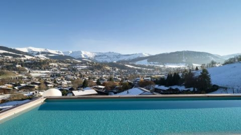 Chalet Mont Blanc Megève