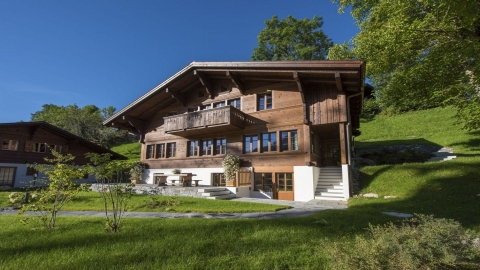 Chalet Pampero Gstaad