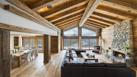 Chalet Pure Folie
