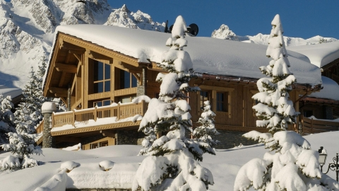 Chalet Razzi Courchevel 1850