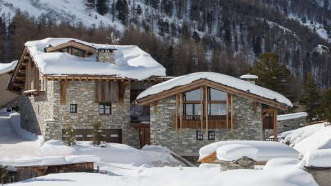 Chalet Rive Gauche Val d'Isère