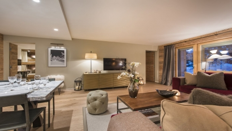 Apartment Rosalp 3 Verbier