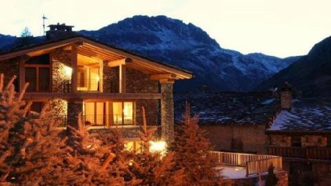 Chalet Sarire  Val d'Isère