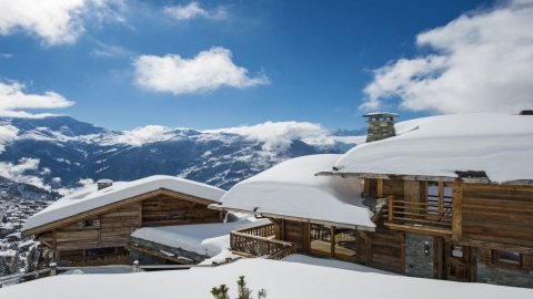 Chalet Sirocco Verbier