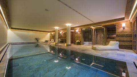 Chalet Weiss Spa