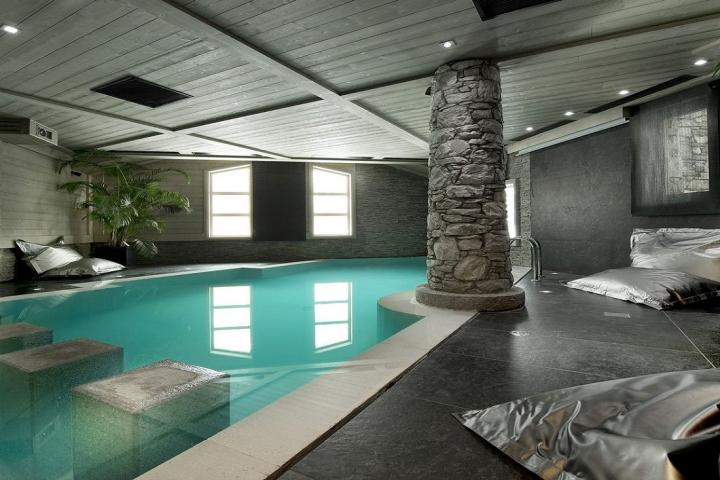 Chalet White Pearl Val d Isere
