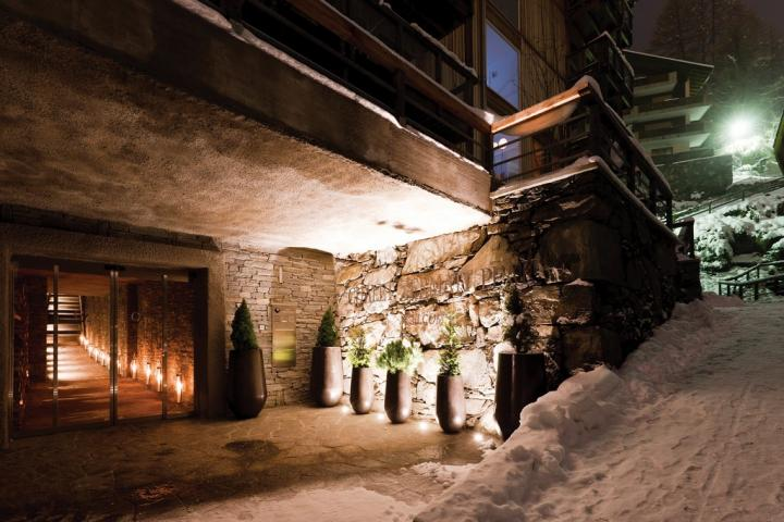 Luxury Ski Chalet Zermatt Peak 2