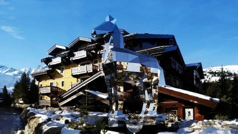 Cheval Blanc Courchevel 1850