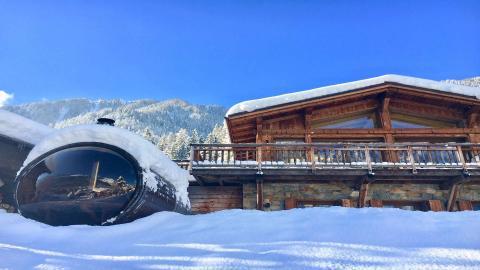 Eco Lodge Chamonix
