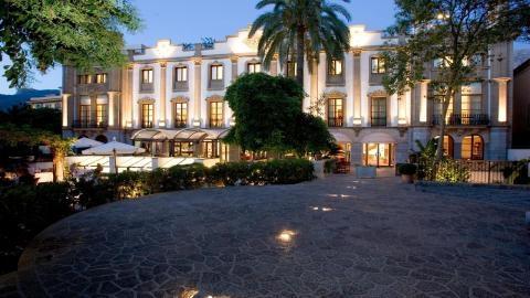 Gran Hotel Soller  Soller - W
