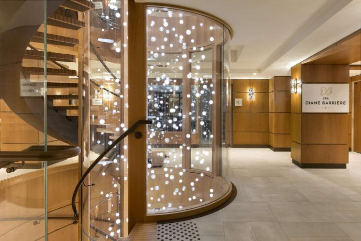 Hotel Barriere Les Neiges Courchevel 1850 French Alps Luxury