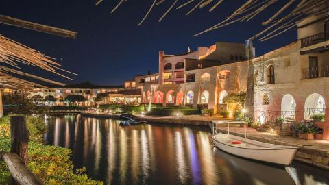 Hotel Cala di Volpe  Porto Cervo