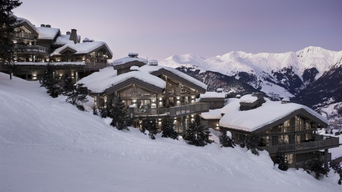 Hotel Le K2 Palace  Courchevel 1850