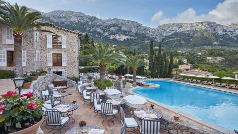 Hotel La Residencia  Deia -W