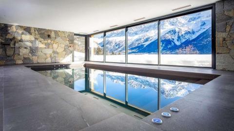 Le Chalet Mont Blanc Chamonix