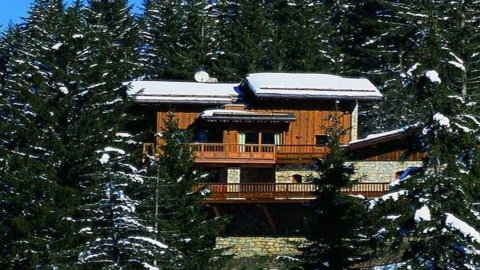 Ski Lodge Boreale