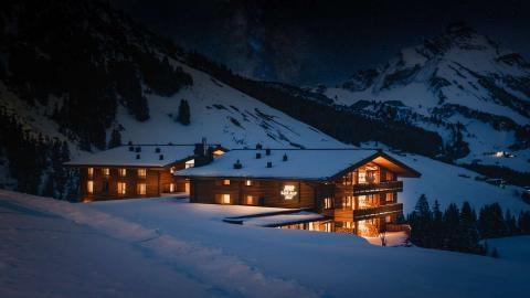 Lux Alp Chalet Warth